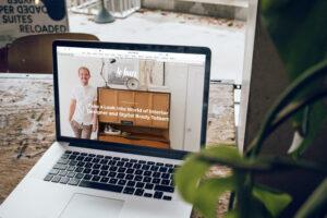 Website-opened-on-laptop