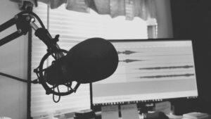 Podcast-Recording